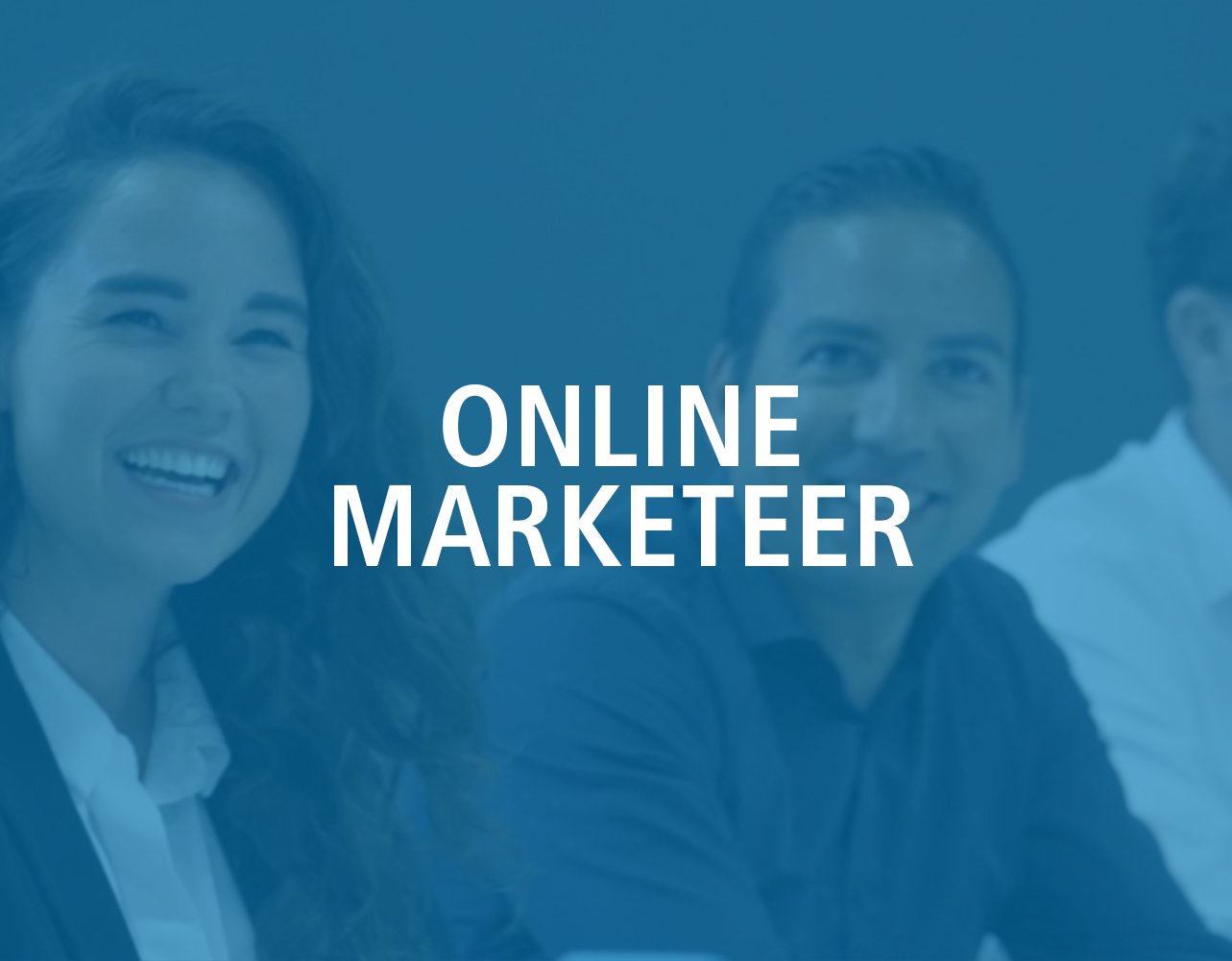 LISTING VACATURE ONLINE MARKETEER